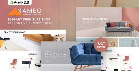 [Free Download]    Nameo - Natty Home Furnishings Store for Shopify (Canceled) [Latest Version]